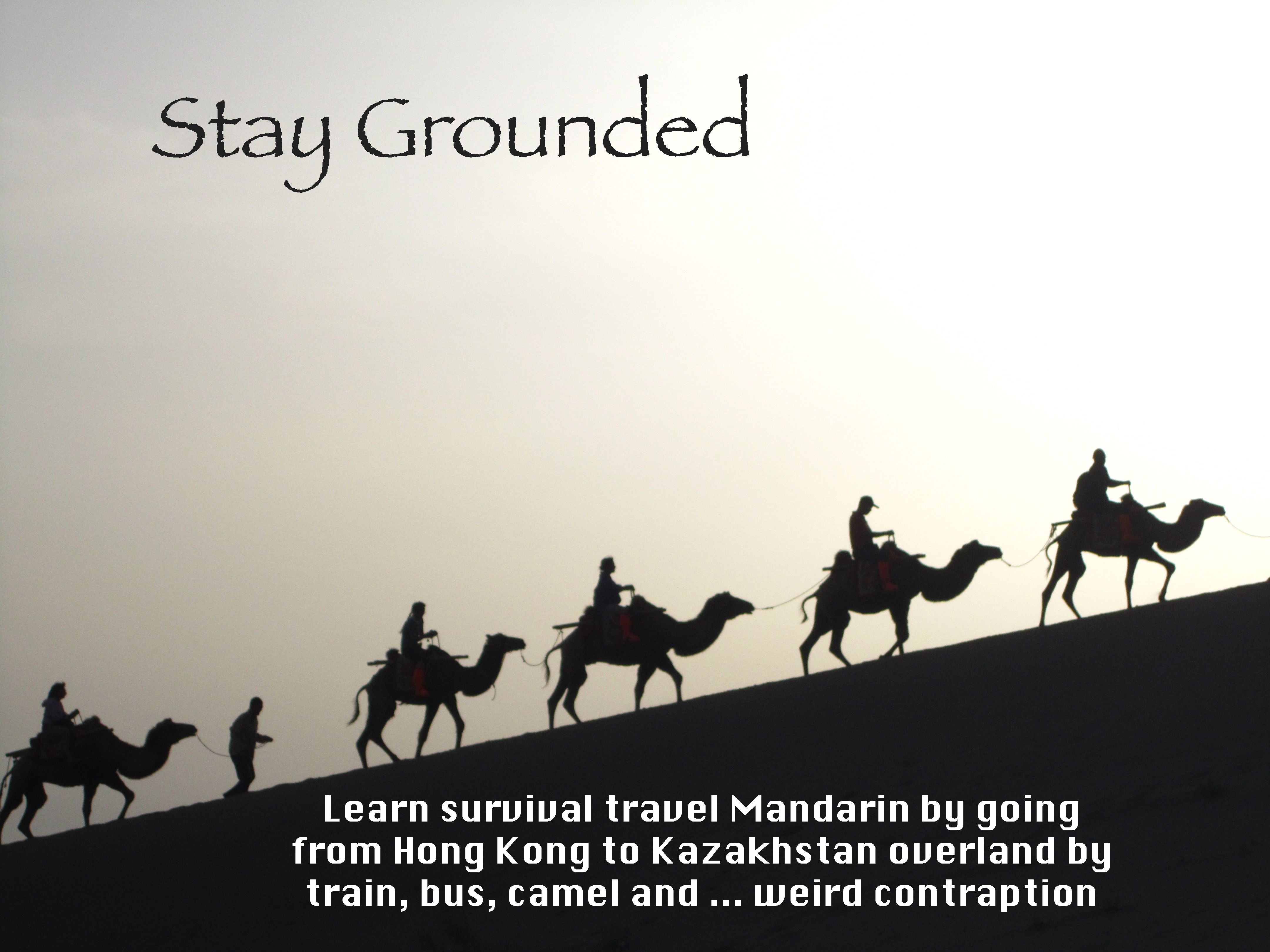Stay Grounded Stay Grounded  |  Language Courses - Cecilie's PenAndWok.com